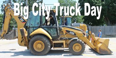 Big City Truck Day