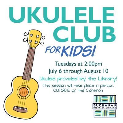 Kids Ukulele Club