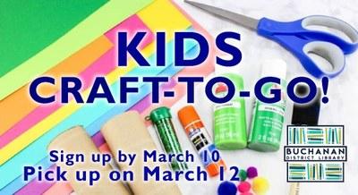 Kids Craft-to-Go