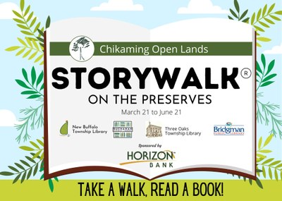 Story Walk on the Preserves