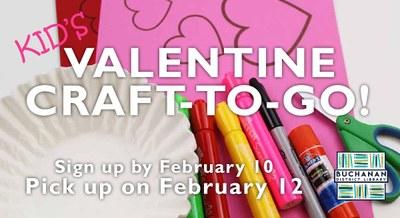 Valentine Craft-to-go