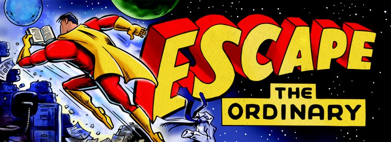 Super Hero Escape